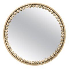 Spheres Round Mirror