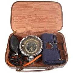 Sphygmomanometric Oscillometer Made in Italy in the 1920s