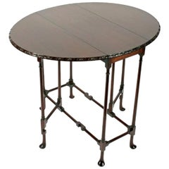 Spider' Base Drop Leaf Table, 18th Century