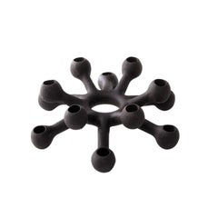 Spider by Jens Quistgaard for Dansk Designs in 1963, Including 3PK New Candles