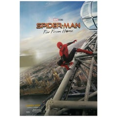 Spider-Man Far From Home '2019' Poster