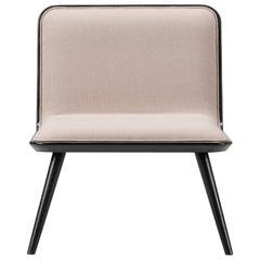 Spine Wood Lounge Chair