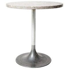 """Spinzi Origini Round Table """"Ceppo stone"""""""