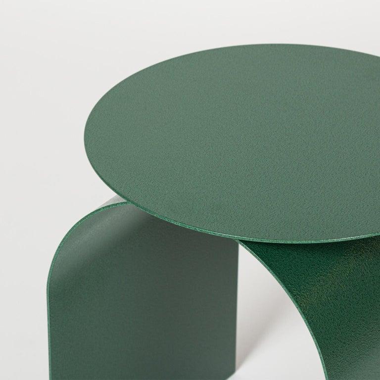 Modern Spinzi Palladium Green ''Martellato