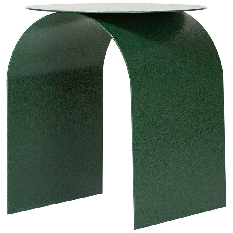 Spinzi Design Palladium side table, new