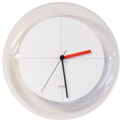 Spiral Clock a Shiro Kuramata Japanese Zen Minimal Postmodern