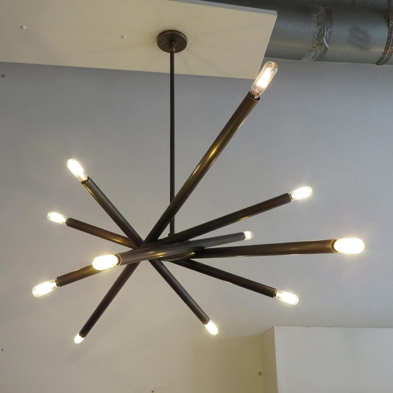 Spiral VL-6 Chandelier by Gallery L7 For Sale 3