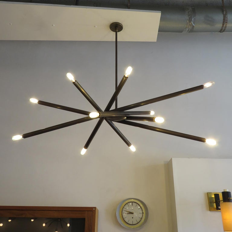 Spiral VL-6 Chandelier by Gallery L7 For Sale 4