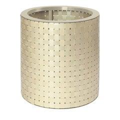 Splot4flowers Gold Vase