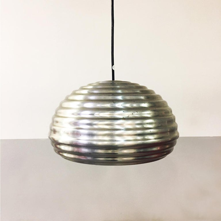 Mid-Century Modern Splugen Brau Chandelier by Achille and Piergiacomo Castiglioni for Flos, 1964 For Sale