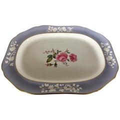Spode Fine China Maritime Rose Pattern Porcelain Large Serving Platter Charger
