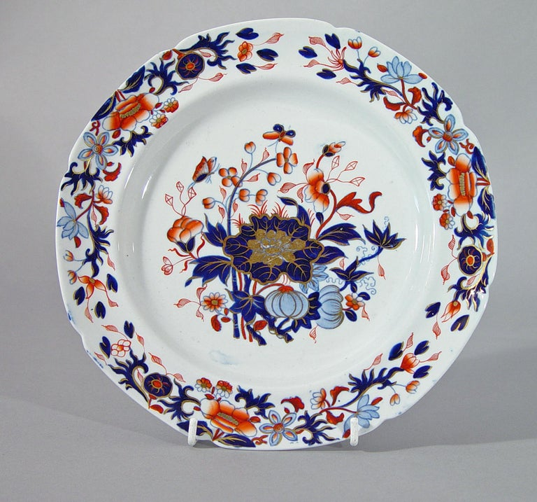 Spode new stone China dinner service- eighty four pieces,