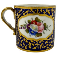 Spode Porcelain Coffee Can, circa 1815