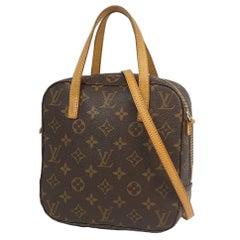 SPONTINI  handbag  Womens  shoulder bag M47500 Leather