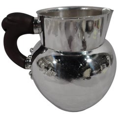 Spratling Mid-Century Modern Sterling Silver Water Pitcher