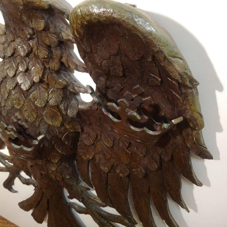 Other 'Spread Eagle' Bronze Wall Relief, Barclays Bank For Sale