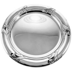 Spring Glory Sterling Plate