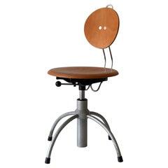 Spring Swivel Office Chair SE 41 by Egon Eiermann for Wilde + Spieth, 1960s