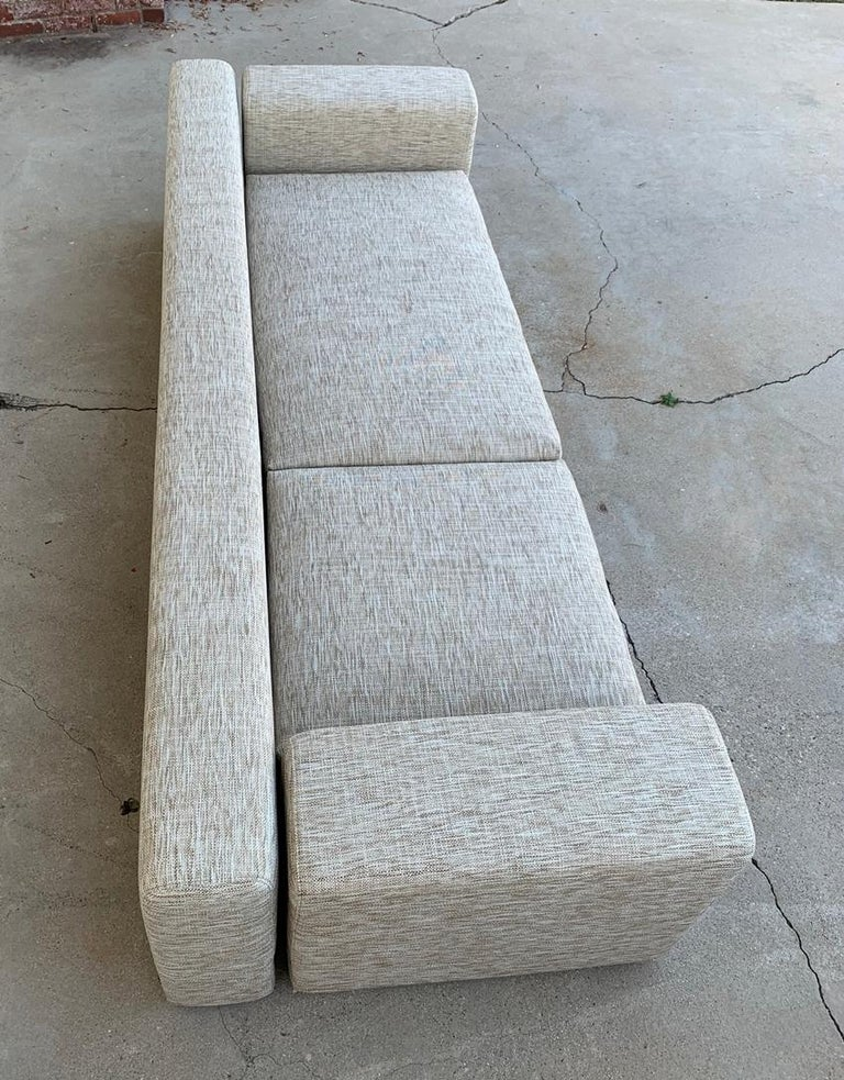 Springfield Sofa by Patricia Urquiola for Moroso In Excellent Condition For Sale In Los Angeles, CA