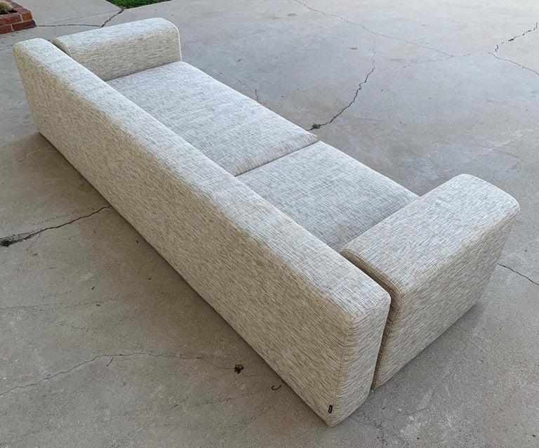 Contemporary Springfield Sofa by Patricia Urquiola for Moroso For Sale