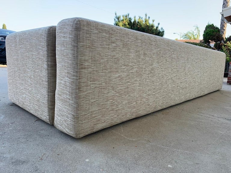 Wood Springfield Sofa by Patricia Urquiola for Moroso For Sale