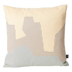 Sprinkle Map Cushion, by Warm Nordic
