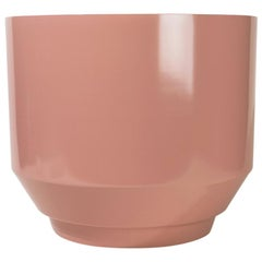 Spun Planter, Peach