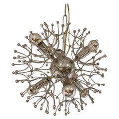 Sputnik Chandelier by Sciolari, 1960s