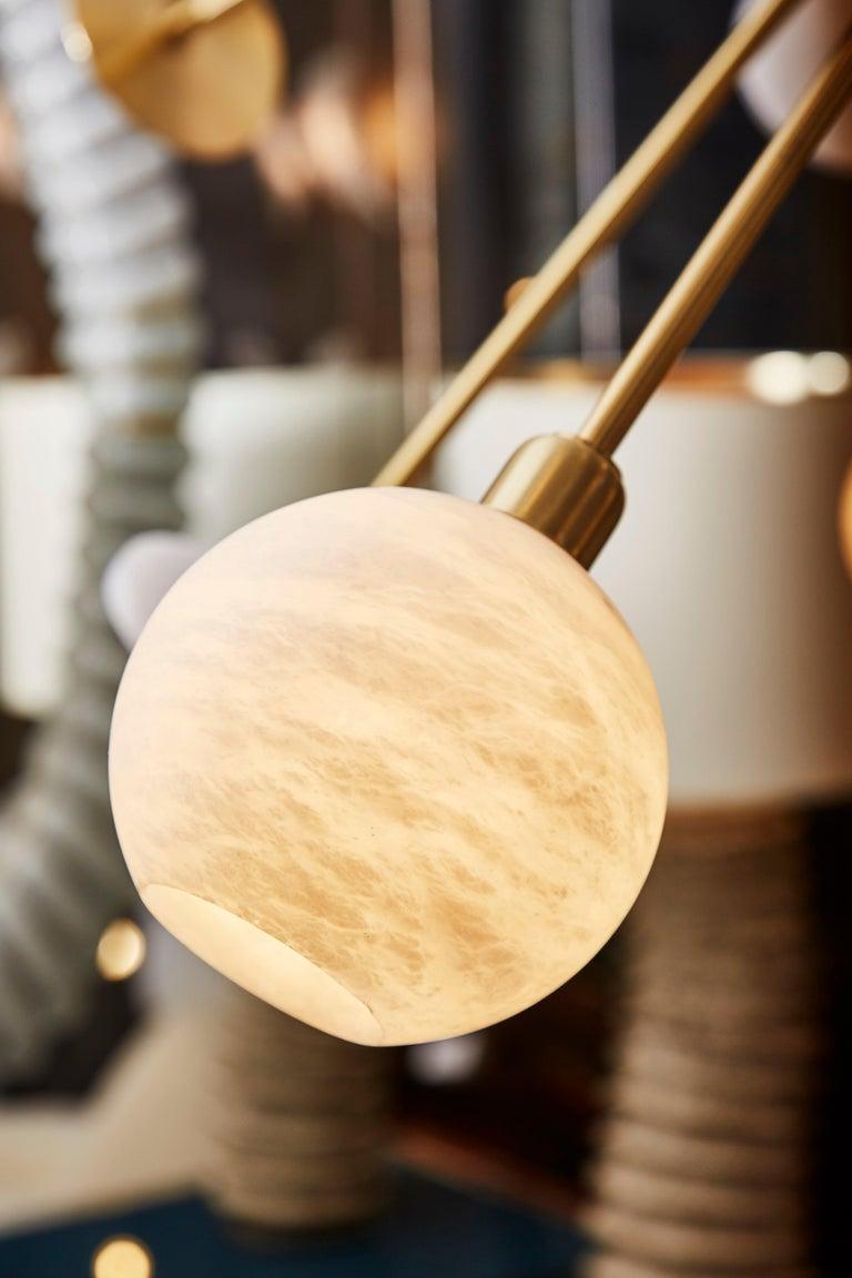 Sputnik Chandelier by Studio Glustin In New Condition For Sale In Saint-Ouen (PARIS), FR