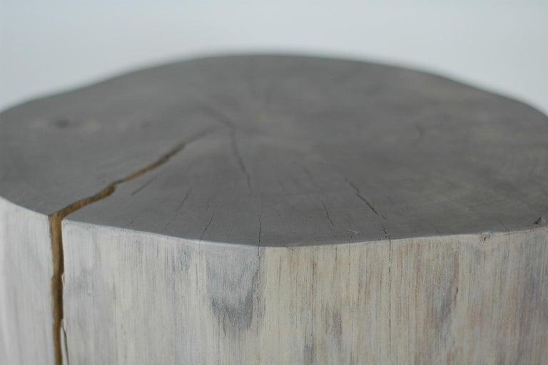 Oak Sputnik Coffee Table by Alabama Sawyer For Sale