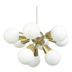 Sputnik Pendant Light by Kamenicky Senov