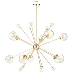 Sputnik Small Chandelier
