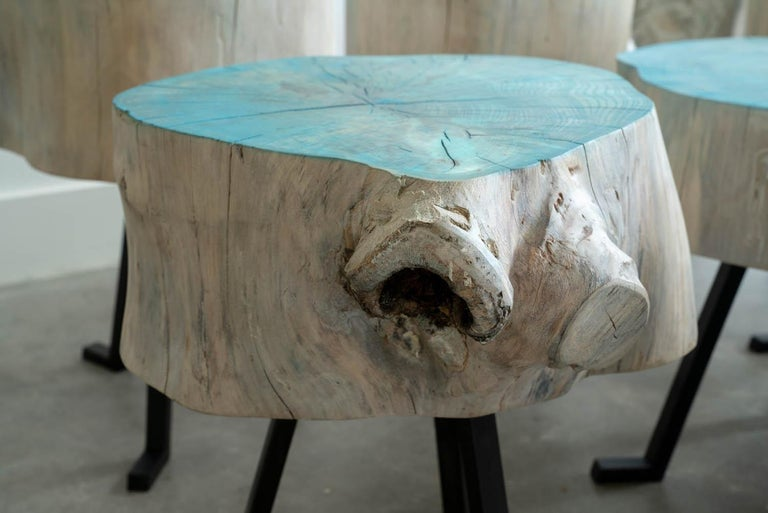 An occasional table is defined as a table with no regular use. The Sputnik Table by Alabama Sawyer is certainly irregular and that's why you'll love it. Enjoy this piece as a coffee table or as a fun addition to a child's playroom.  Modern, yet