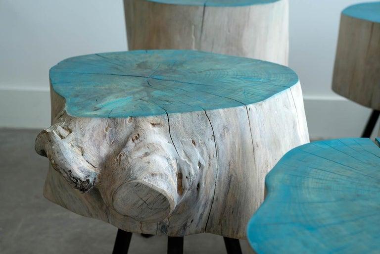 American Craftsman Sputnik Coffee Table by Alabama Sawyer For Sale