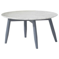 Spy 654 Light Blue Coffee Table by Emilio Nanni