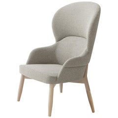 Spy 658 Gray Armchair by Emilio Nanni