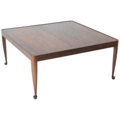 Square Coffee Table by Josef Frank