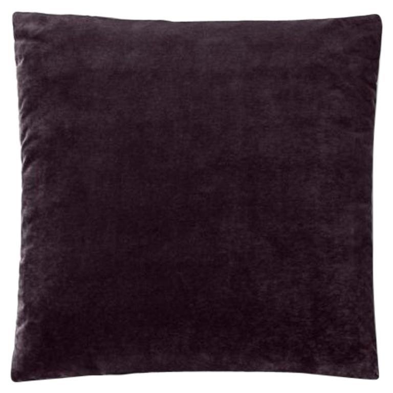 Molteni&C Square Decorative Cushion Velvet For Sale