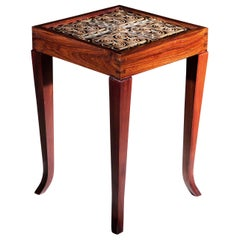 Square Medallion Table Collection by Gregory Clark Collection