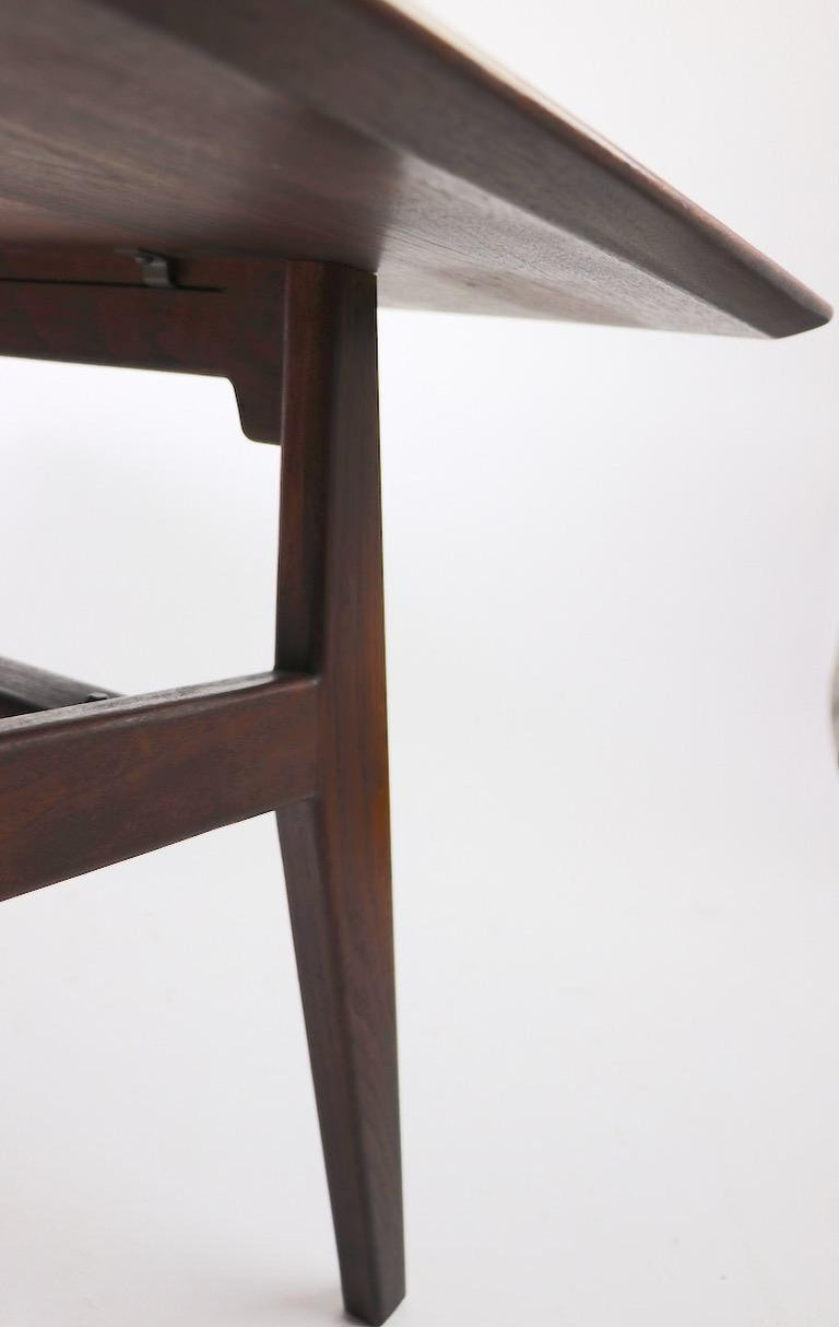 American Square Table by Jens Risom For Sale