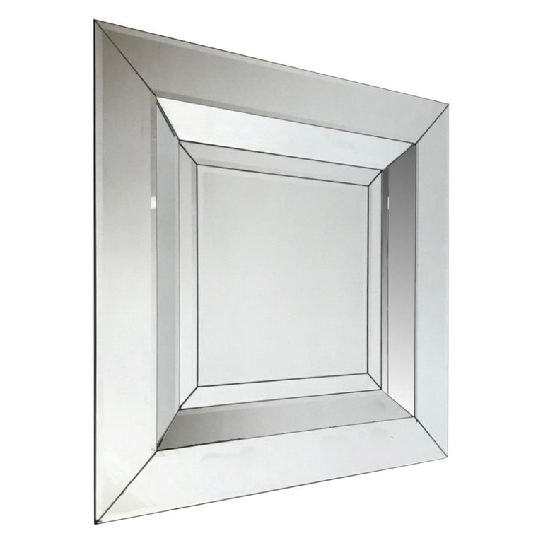 Square Wall Mirror For Sale