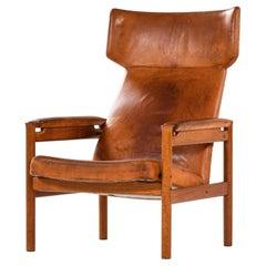 Søren Hansen Easy Chair Model 4365 Produced by Fritz Hansen in Denmark