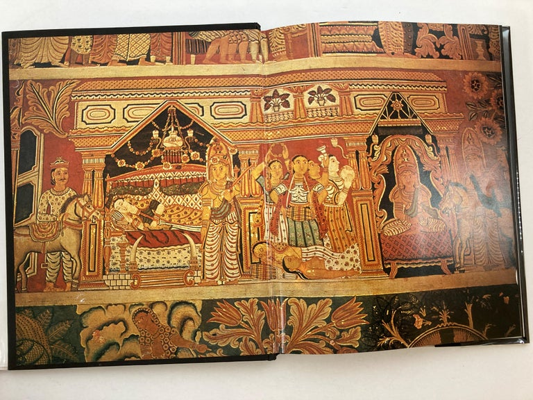 Sri Lanka Island Civilisation Hardcover Book In Good Condition For Sale In North Hollywood, CA