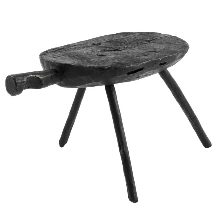 S.R.O Memoria Stool #3 by EWE Studio For Sale