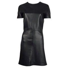 SS 1996 Gianni Versace Leather Dress Small size shot by Richard Avedon