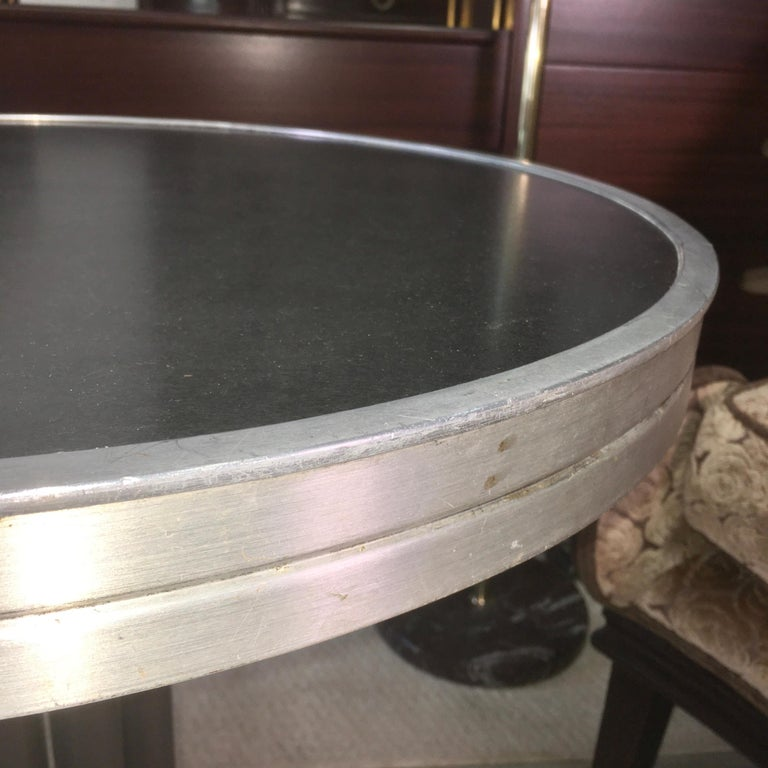 SS United States Cocktail Table For Sale 9