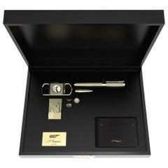 S.T. Dupont James Bond 007 Limited Edition 6-Pieces LE Collector Set