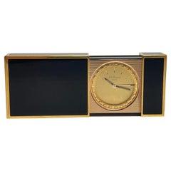 S.T. Dupont Travel Clock