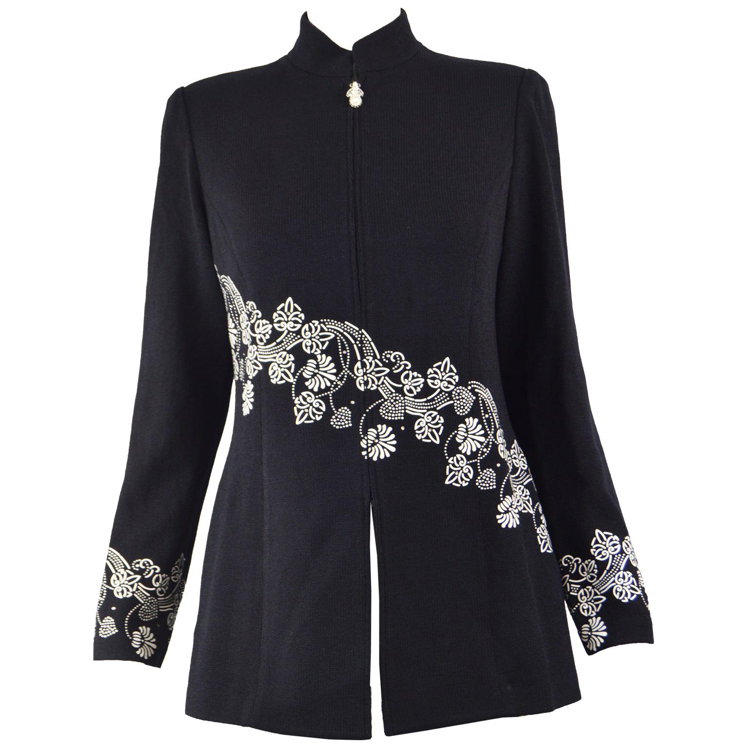 69ff9b746 Applique Jackets - 110 For Sale on 1stdibs