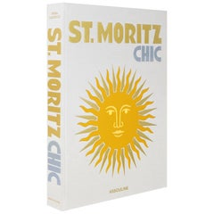 """St. Moritz Chic"" Book"